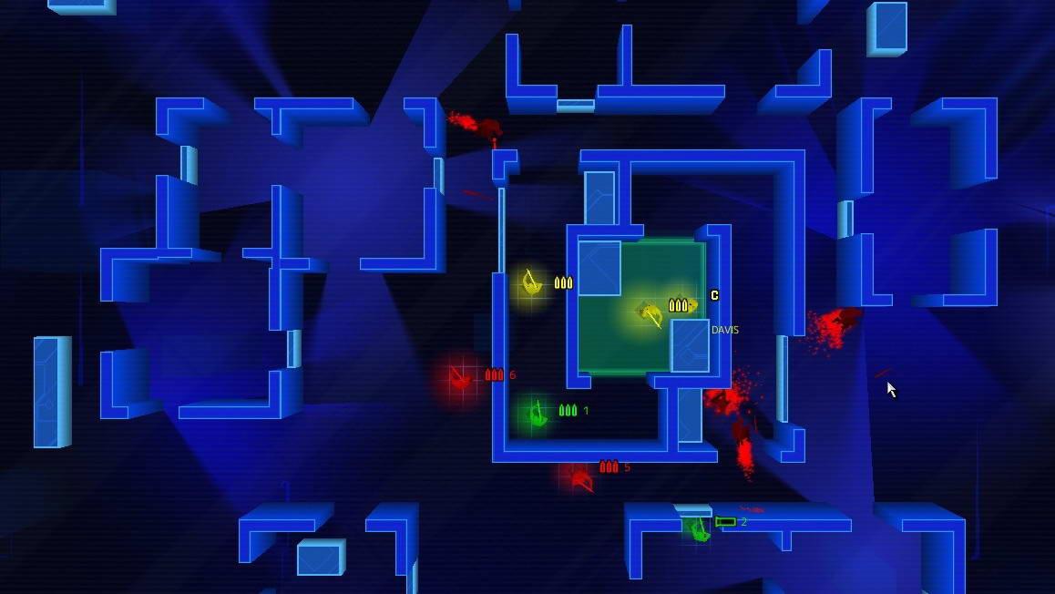 Скриншот Frozen Synapse