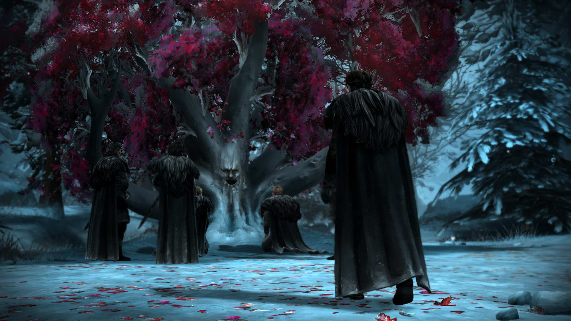 Скриншот Game of Thrones: Episode Three - The Sword in the Darkness