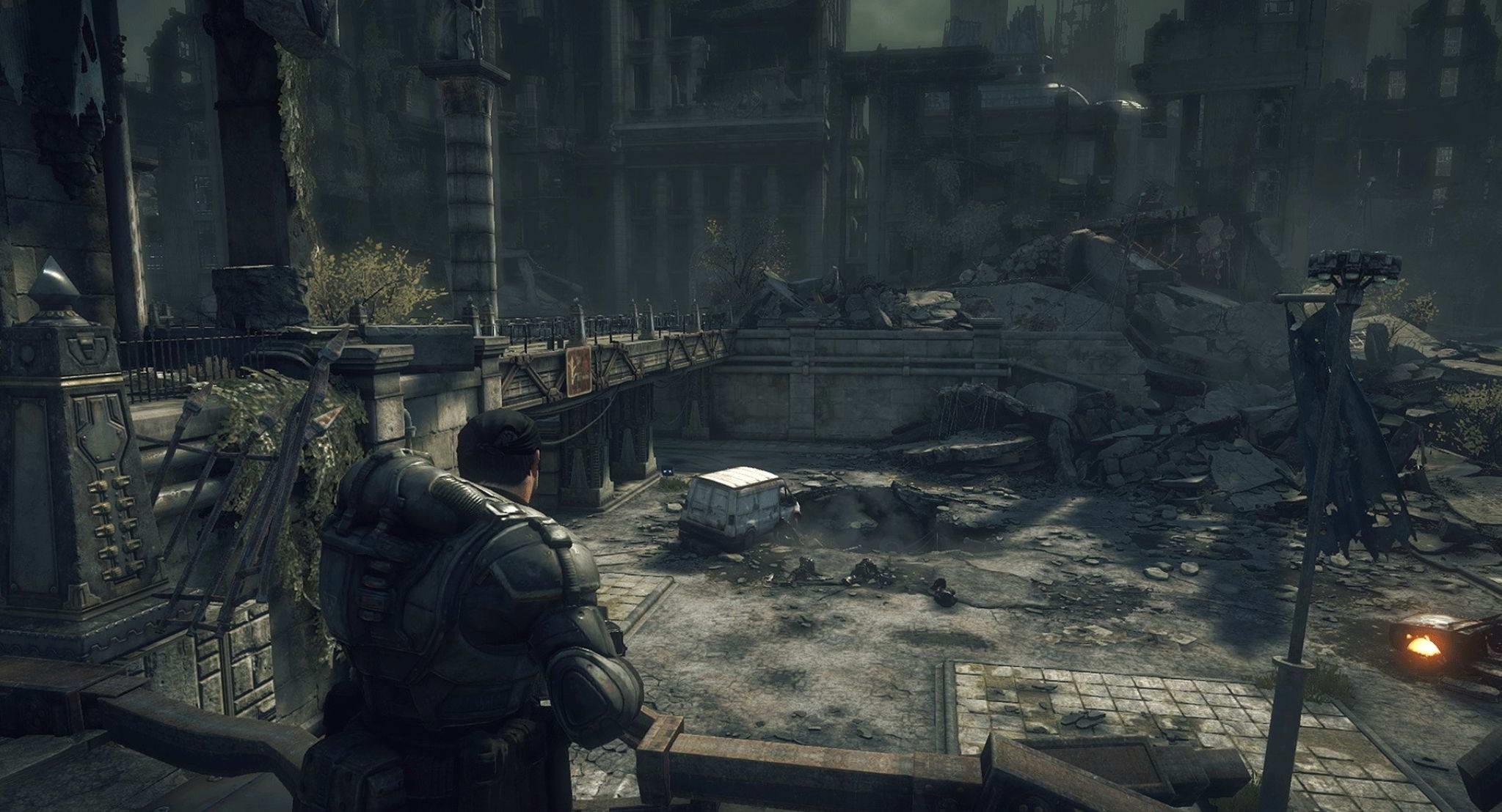 Скриншот Gears of War: Ultimate Edition