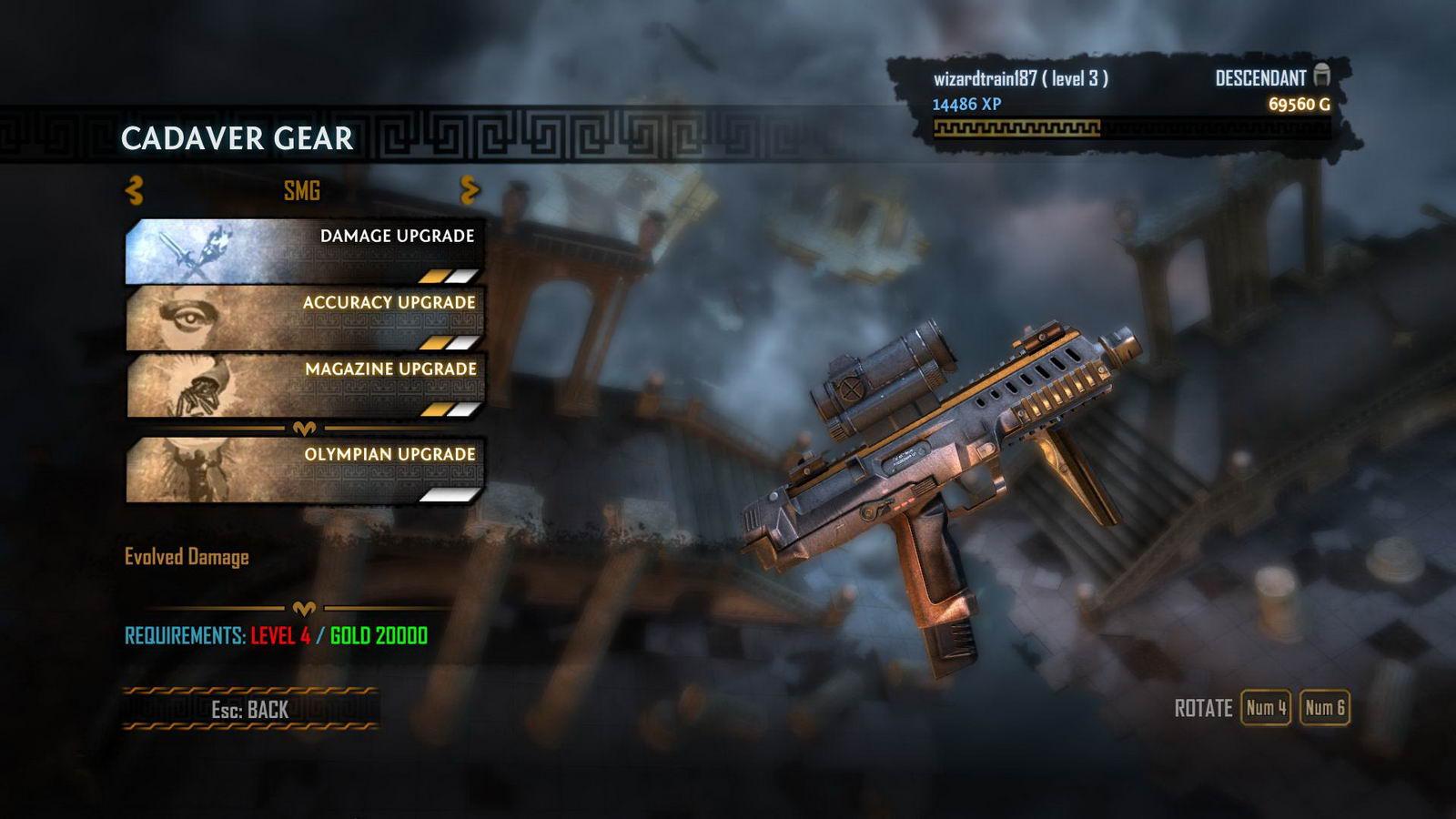 Скриншот God Mode