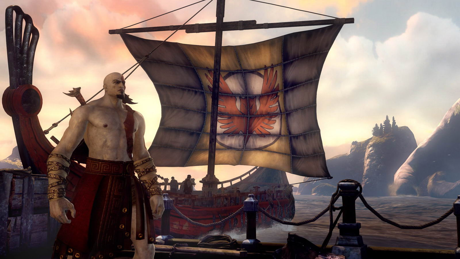 Скриншот God of War Ascension