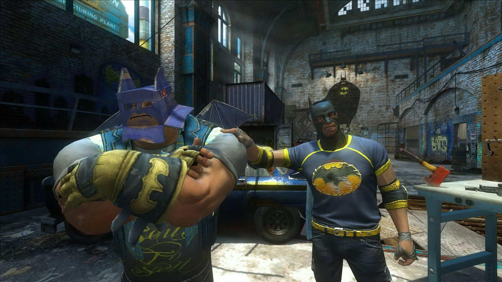 Скриншот Gotham City Impostors (Imposters)