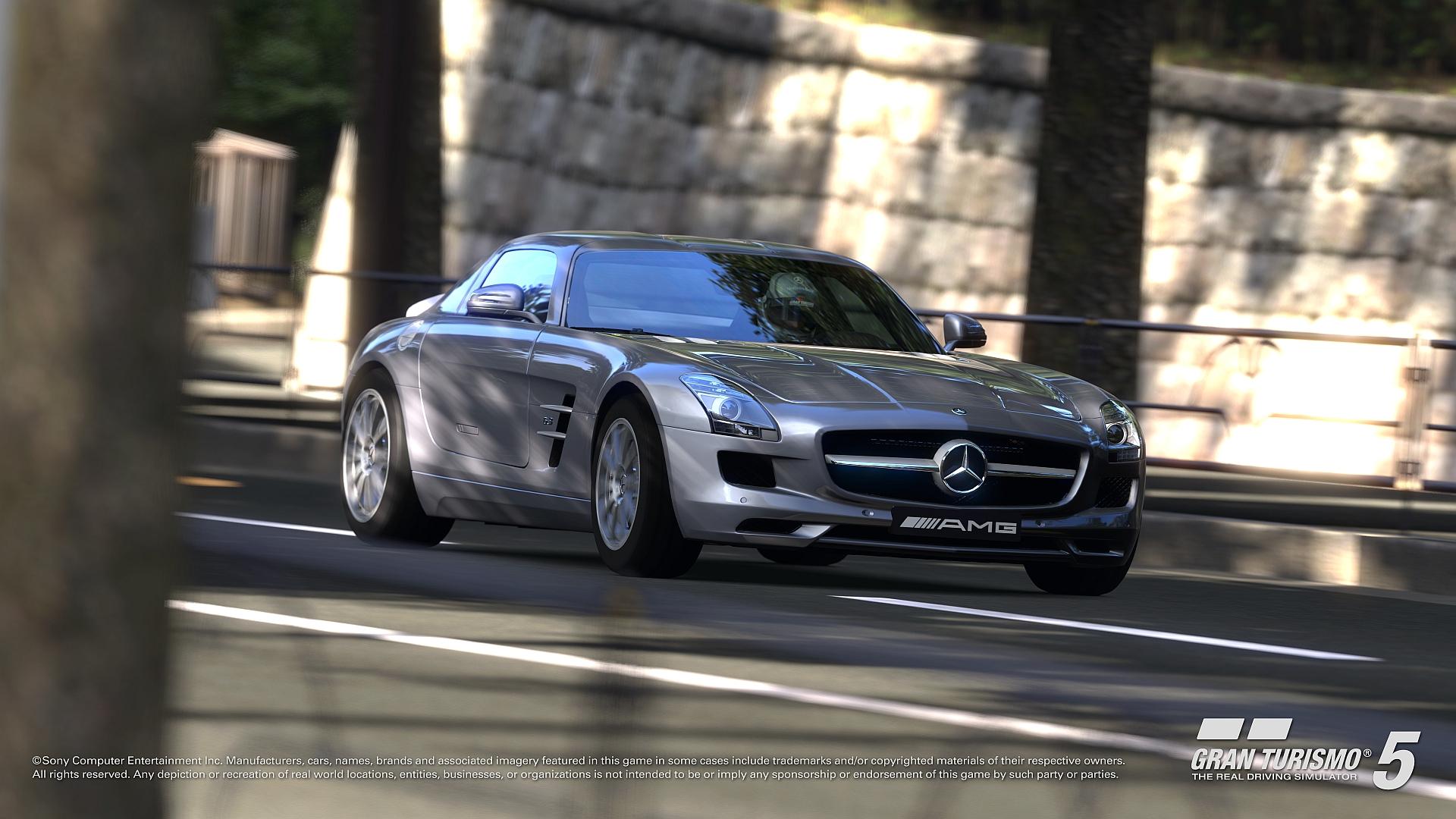 Скриншот Gran Turismo 5