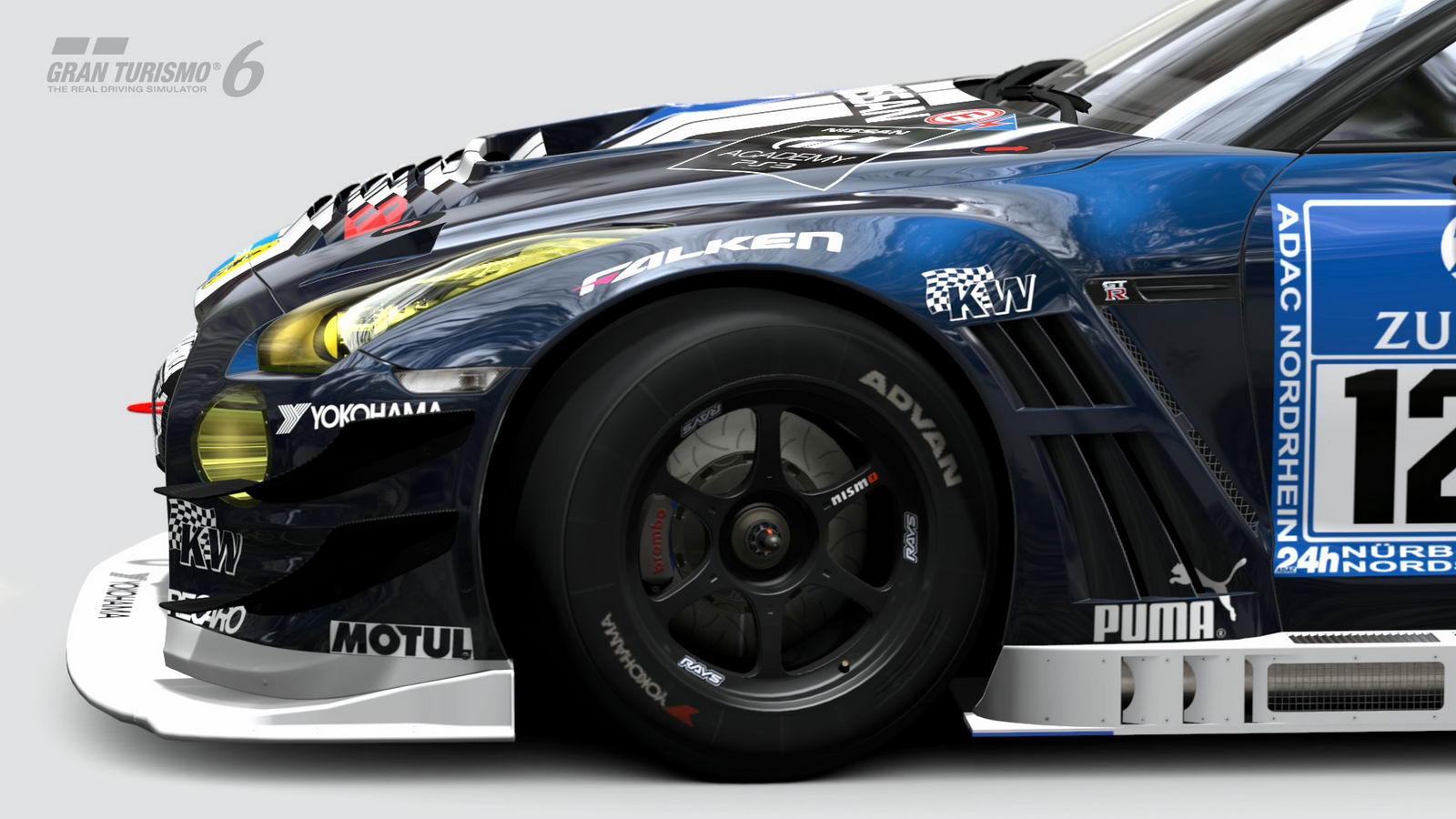 Арт Gran Turismo 6