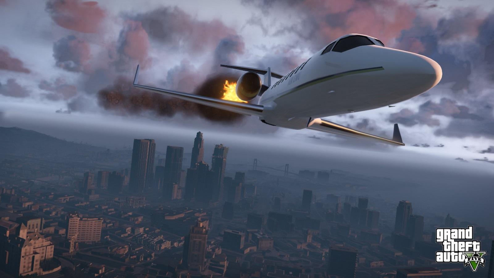 Скриншот Grand Theft Auto V