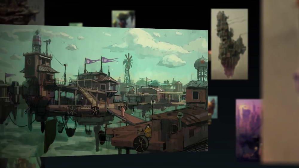 Скриншот Gravity Rush 2