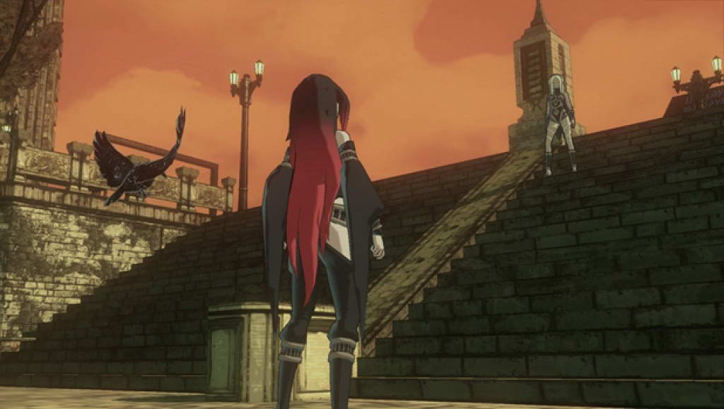 Скриншот Gravity Rush (Gravity Daze)