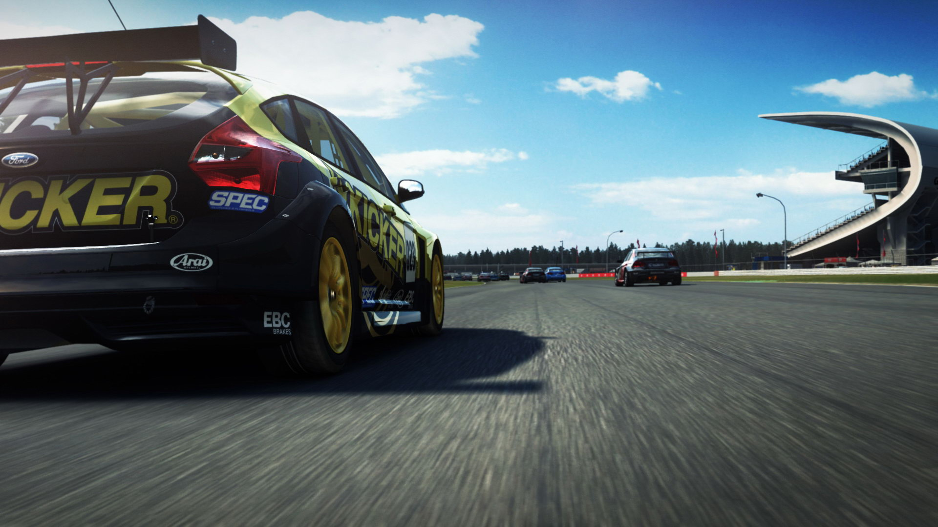 Скриншот Grid Autosport