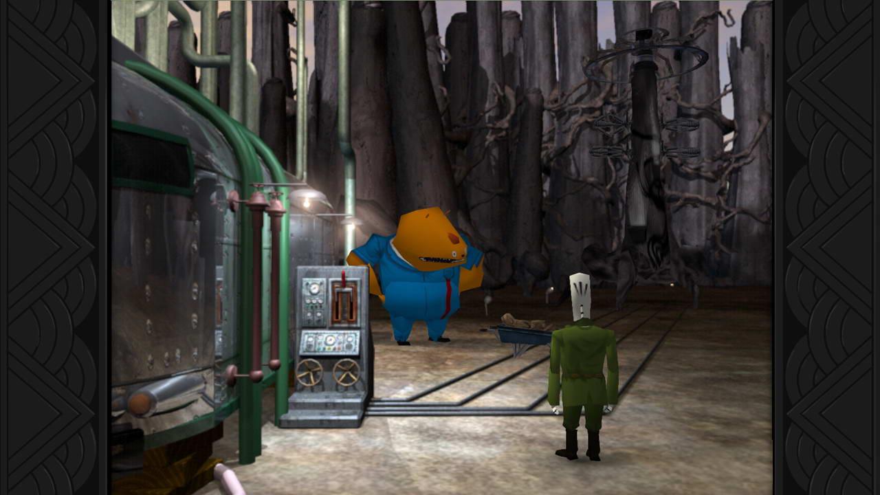 Скриншот Grim Fandango