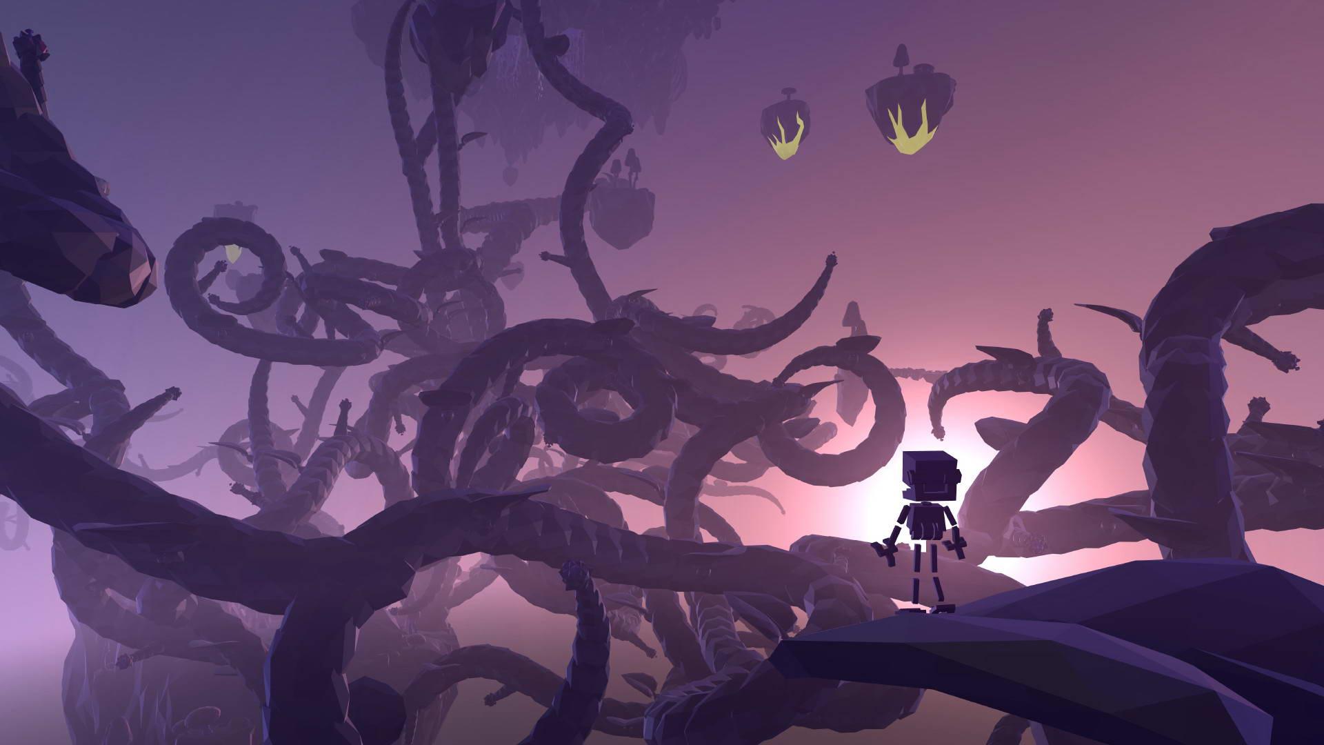 Скриншот Grow Home