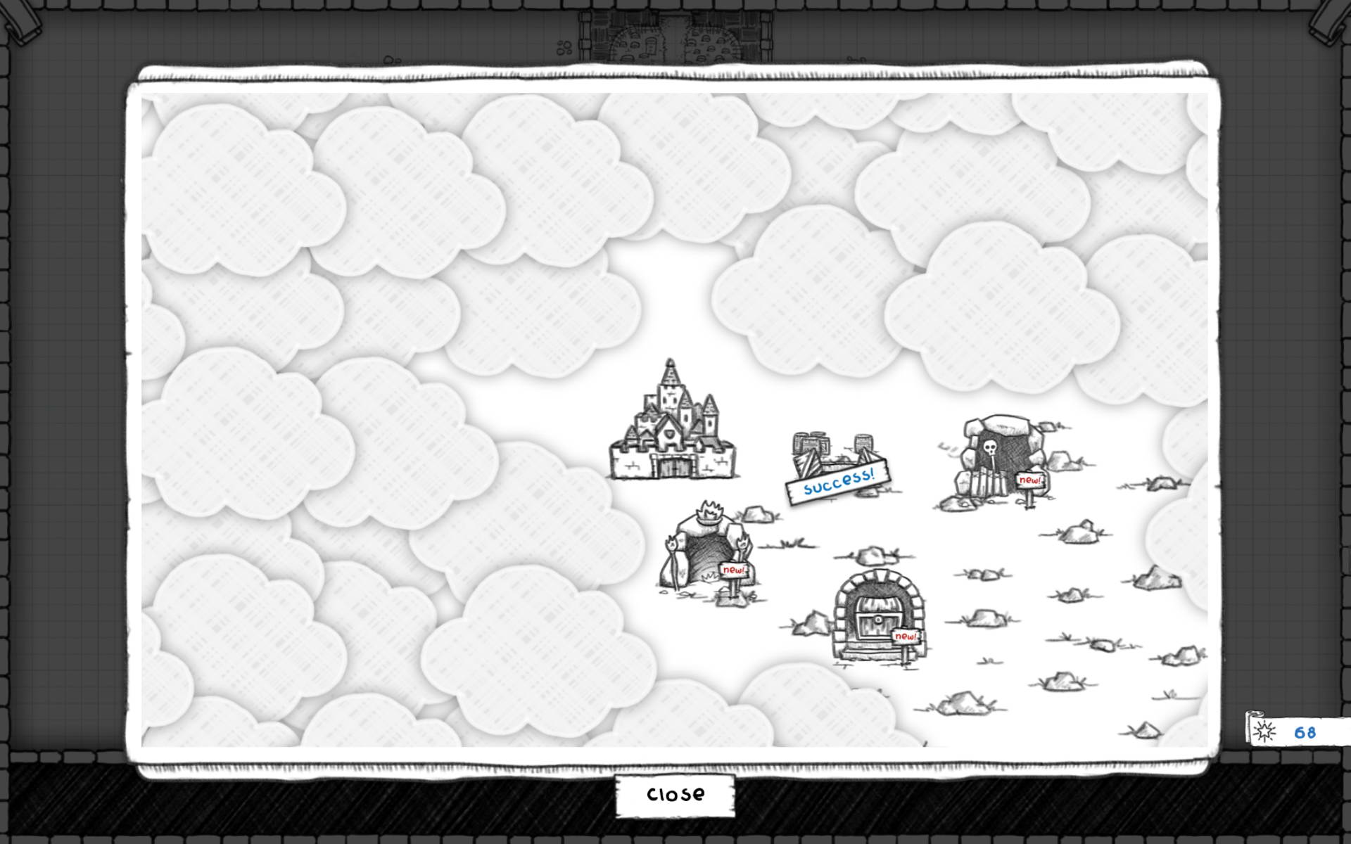 Скриншот Guild of Dungeoneering