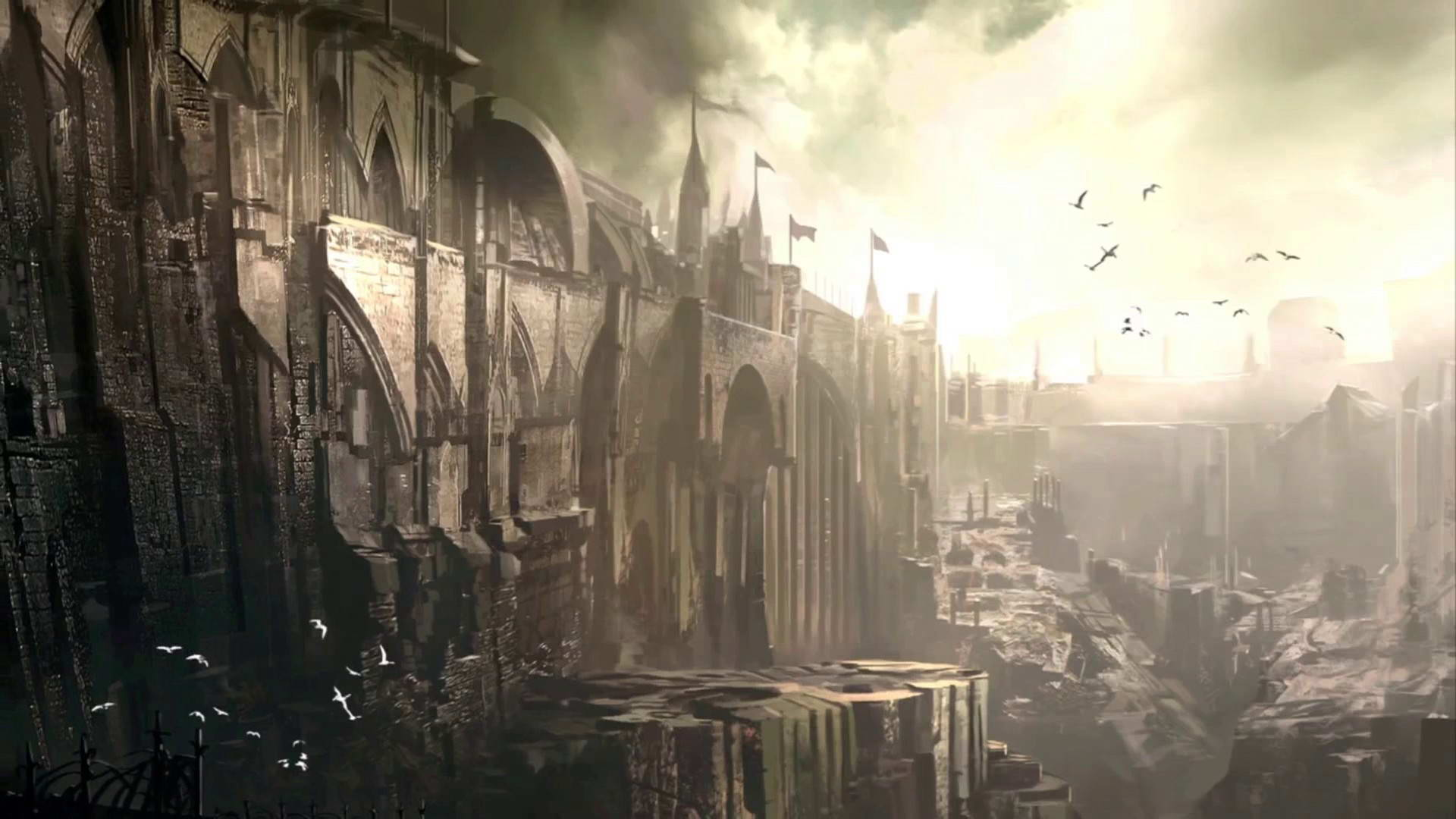 Арт Guild Wars 2