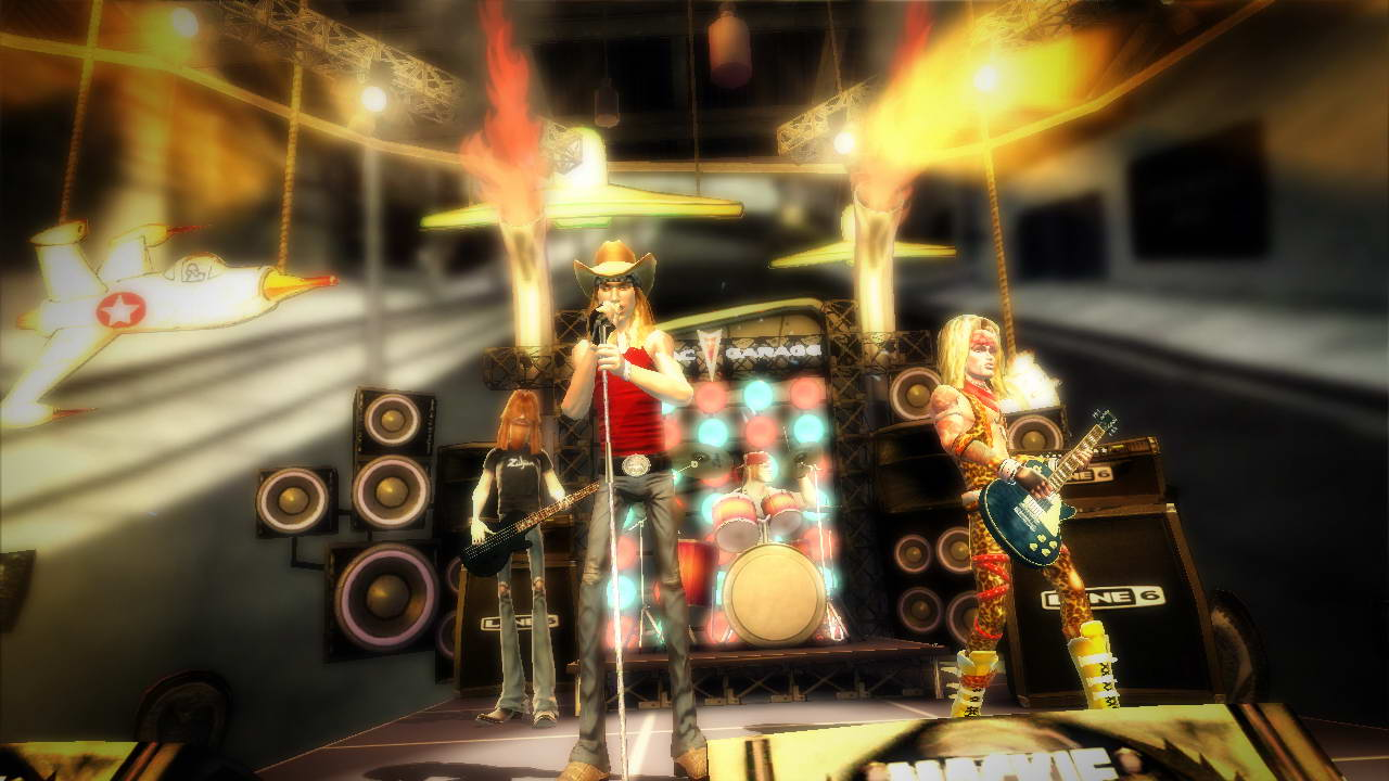 Скриншот Guitar Hero III: Legends of Rock