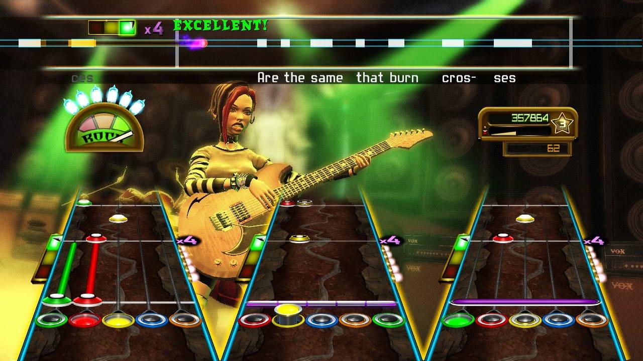 Скриншот Guitar Hero: Smash Hits