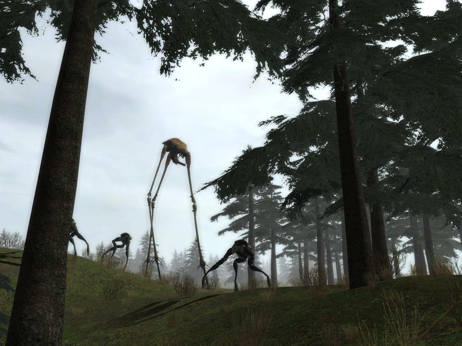 Скриншот Half-Life 2: Episode Two