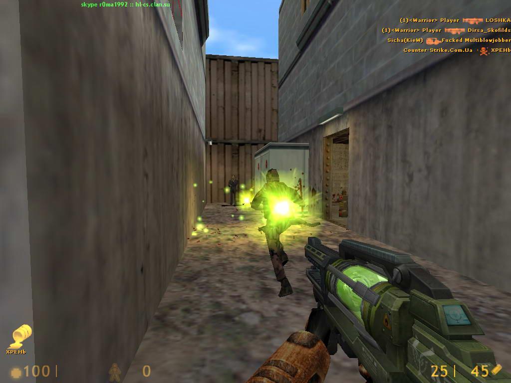 Скриншот Half-Life: Counter-Strike