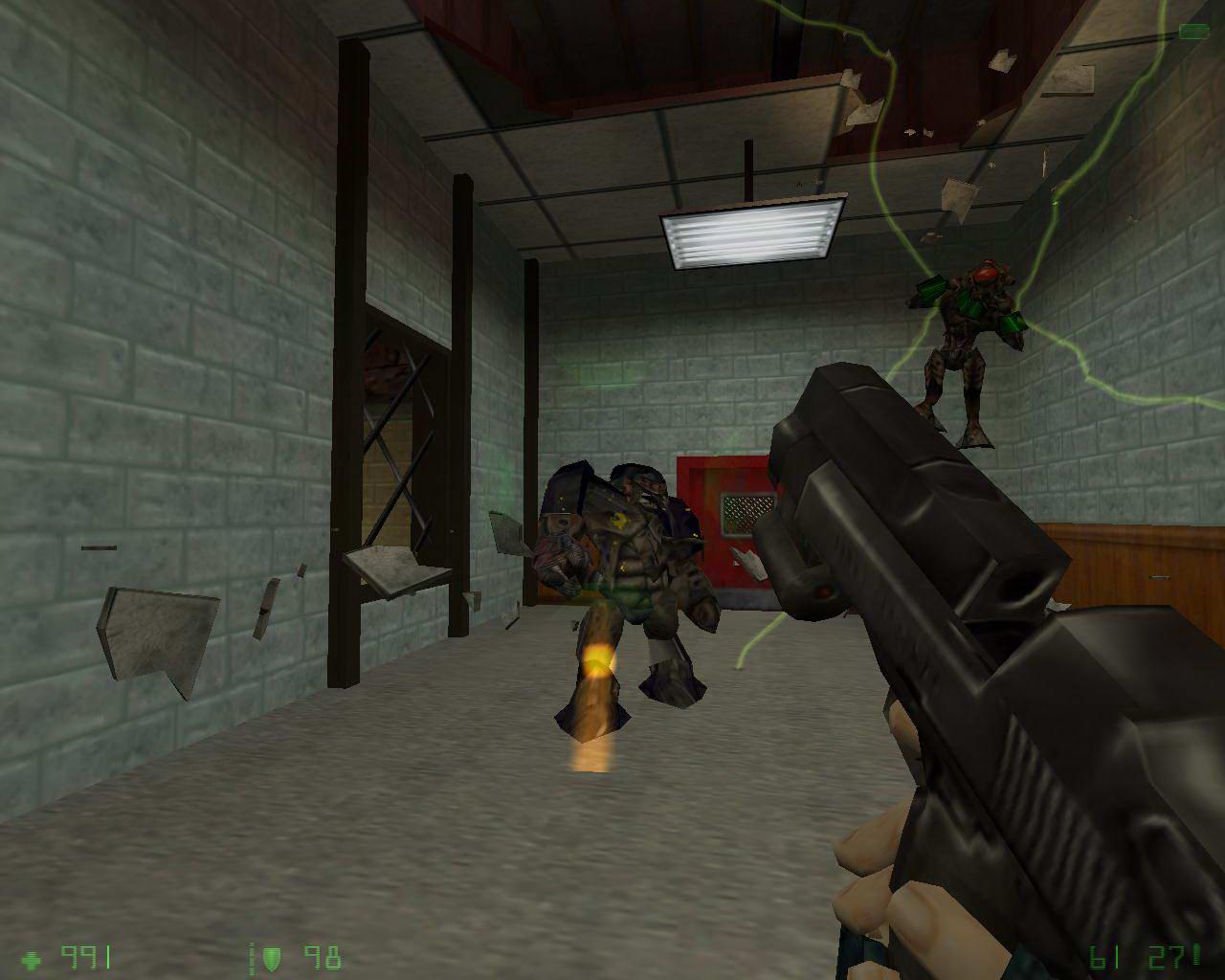 Скриншот Half-Life: Opposing Force