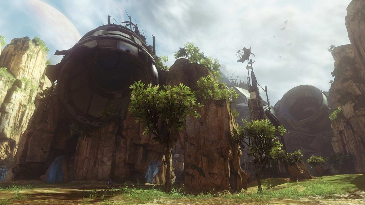 Скриншот Halo 4