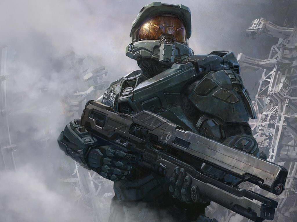 Арт Halo 4