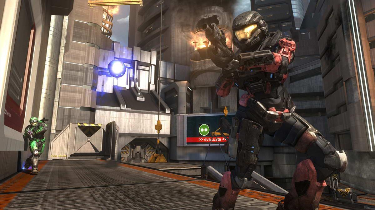 Скриншот Halo: Combat Evolved Anniversary