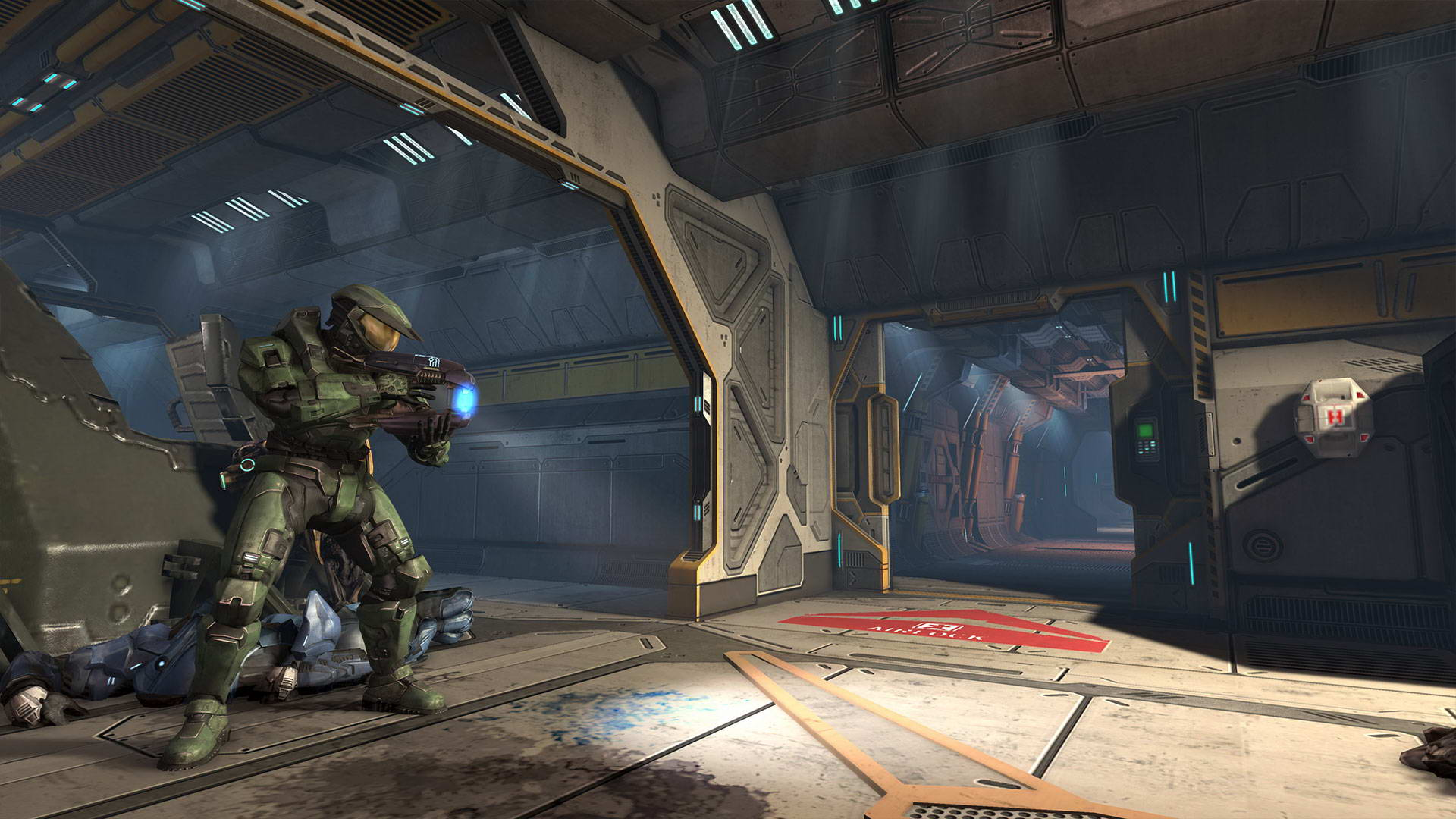 Скриншот Halo: The Master Chief Collection
