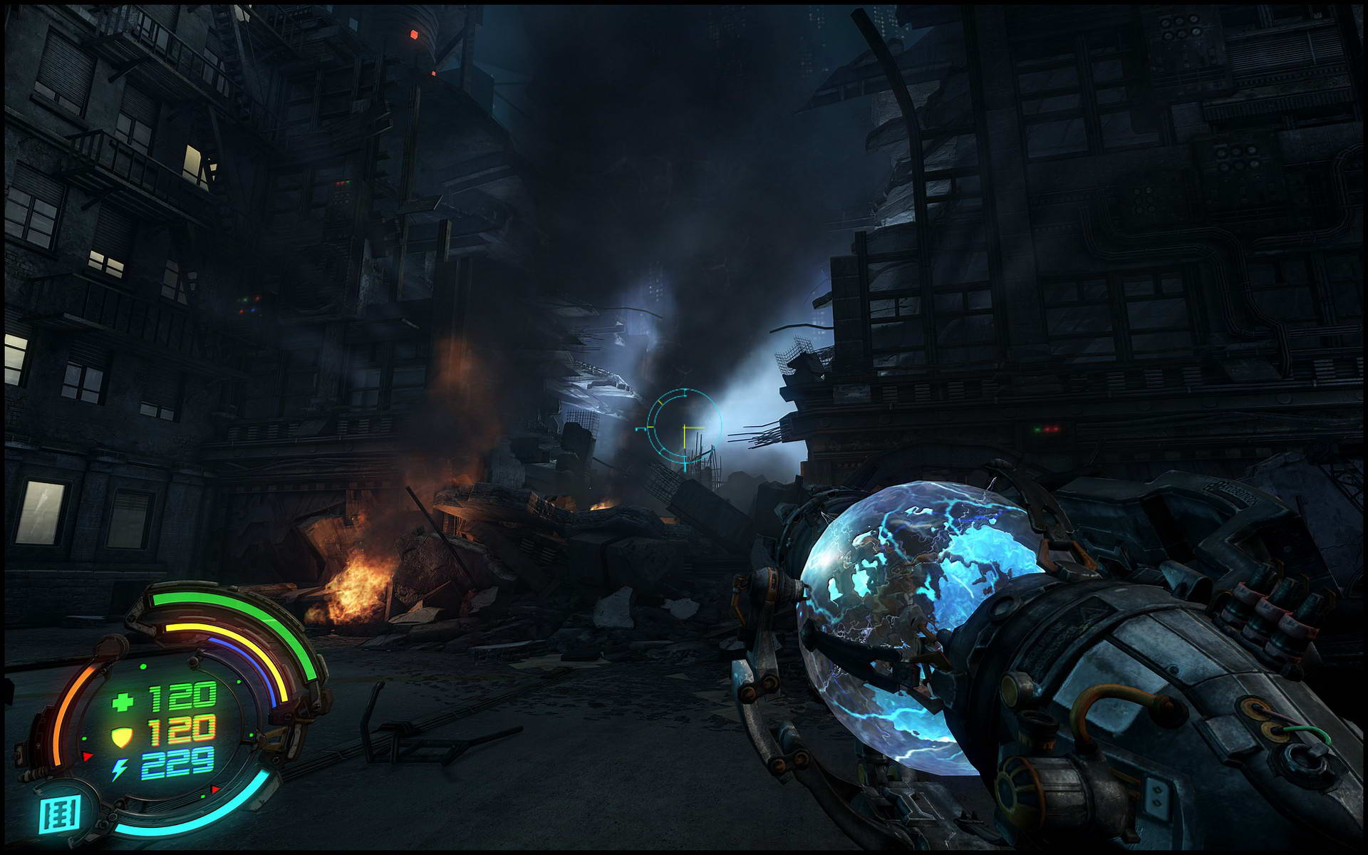 Скриншот Hard Reset: Redux