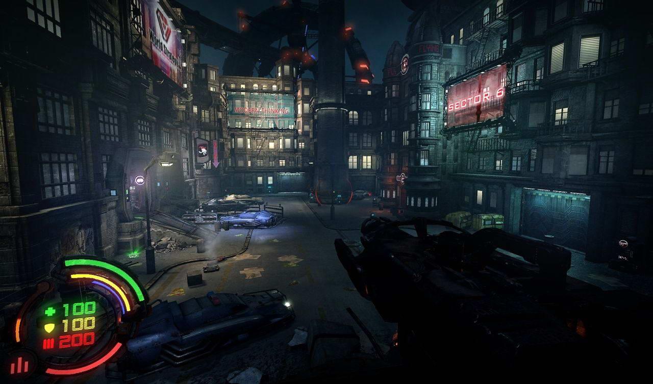 Скриншот Hard Reset