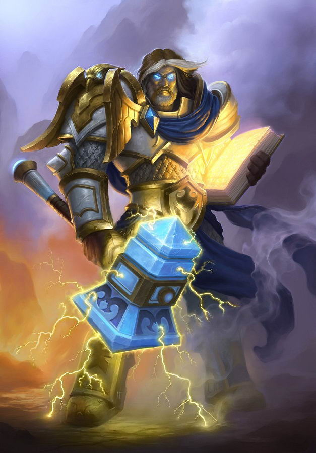 Арт Hearthstone: Heroes of Warcraft