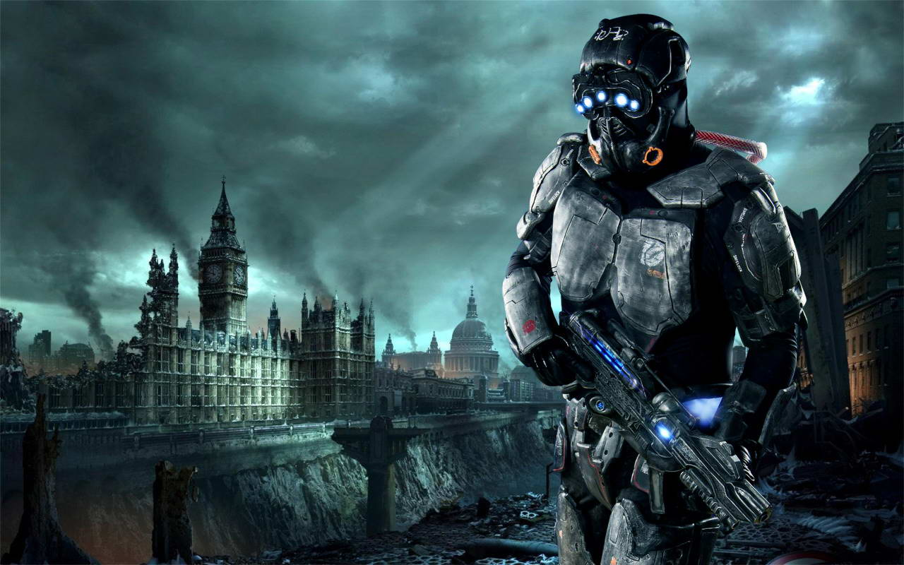 Скриншот Hellgate: London