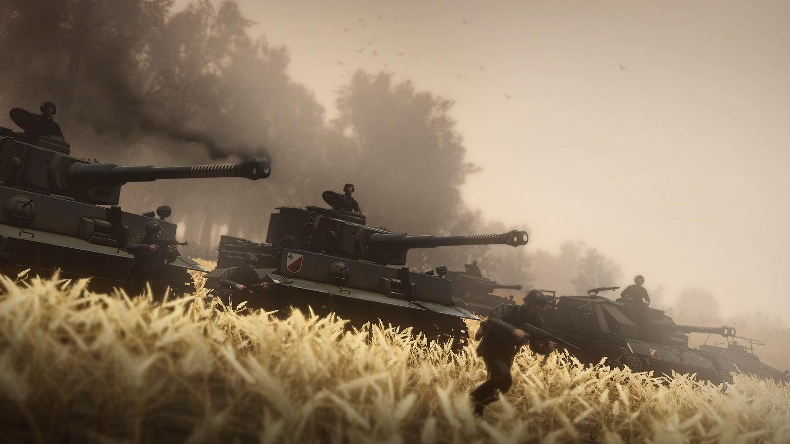 Скриншот Heroes & Generals