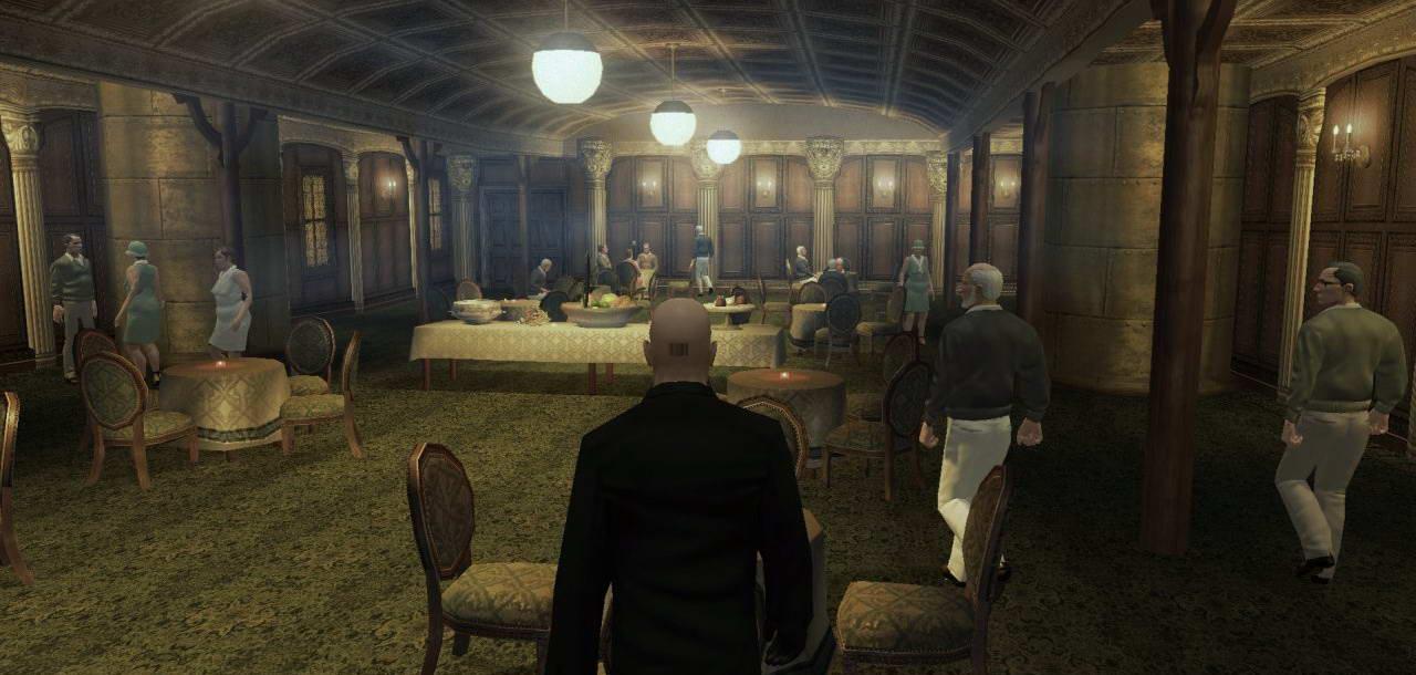 Скриншот Hitman: Blood Money
