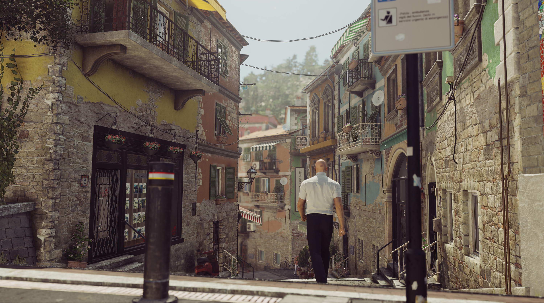 Скриншот Hitman - Episode 2: Sapienza
