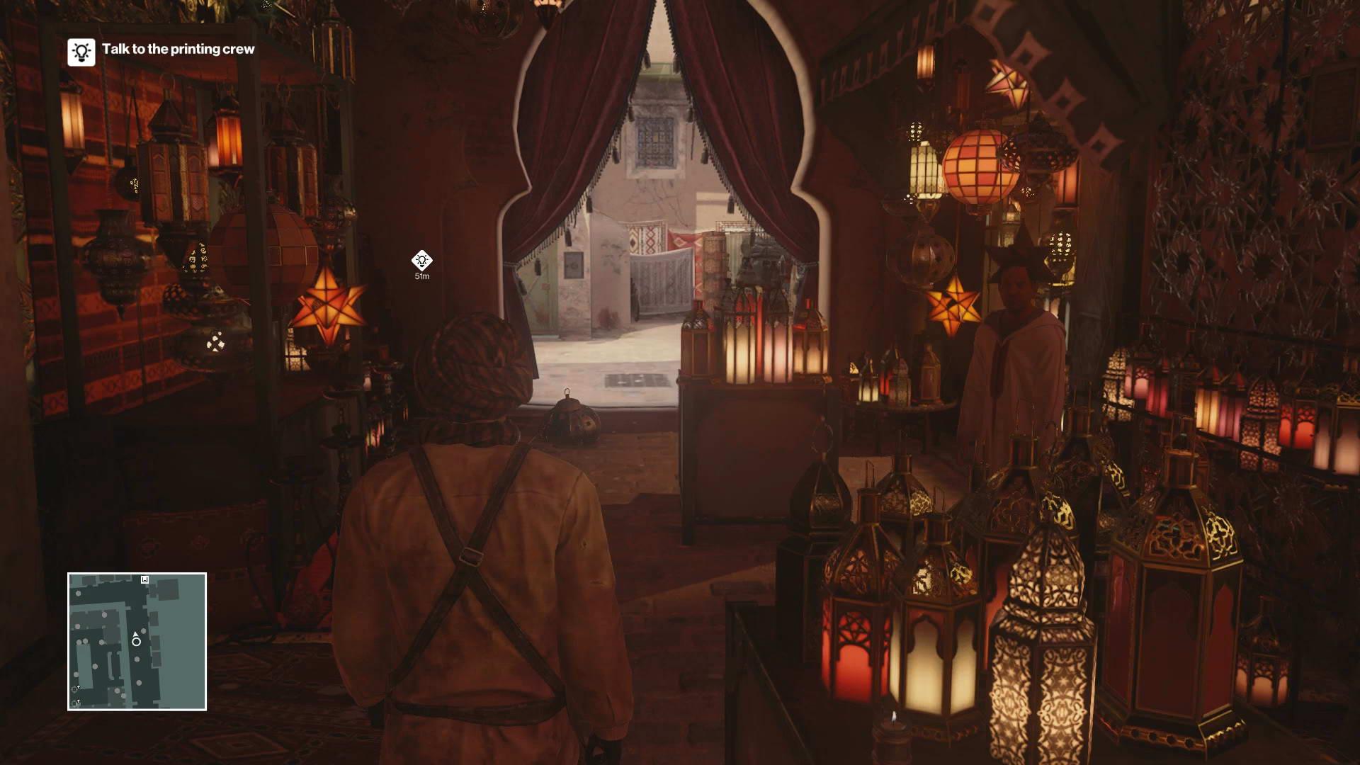 Скриншот Hitman - Episode 3: Marrakesh