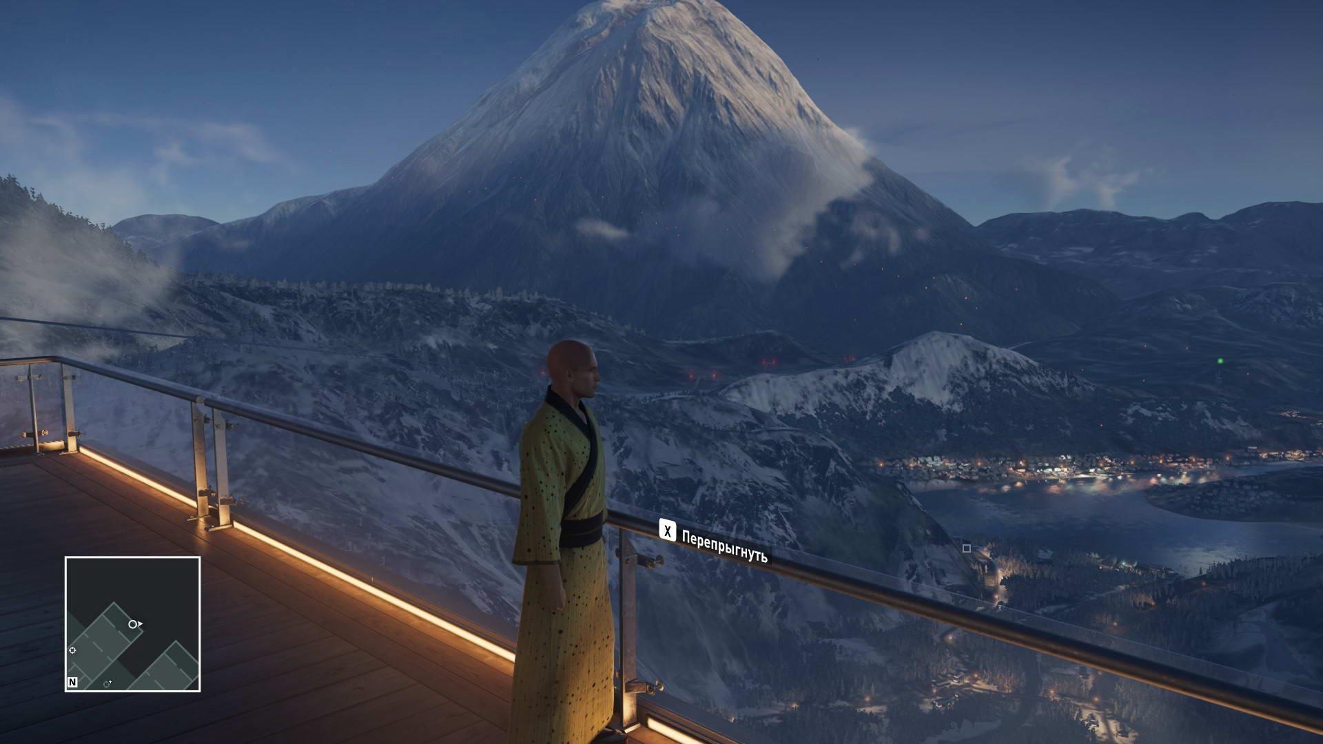 Скриншот Hitman - Episode 6: Hokkaido