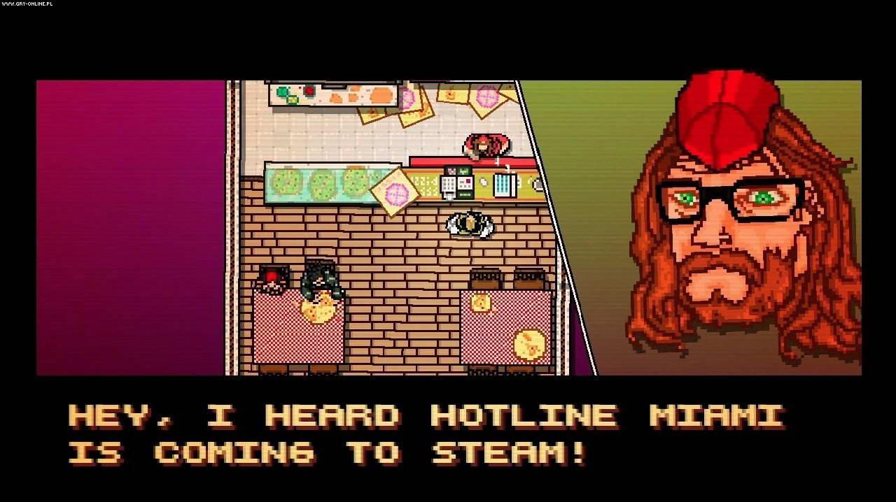 Скриншот Hotline Miami