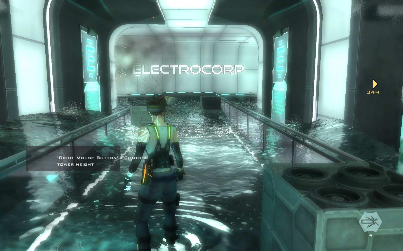 Скриншот Hydrophobia Prophecy