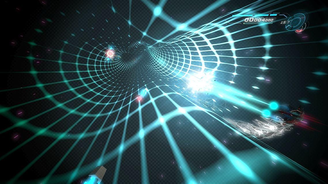 Скриншот Hyper Void