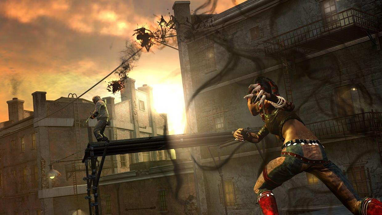 Скриншот inFamous 2