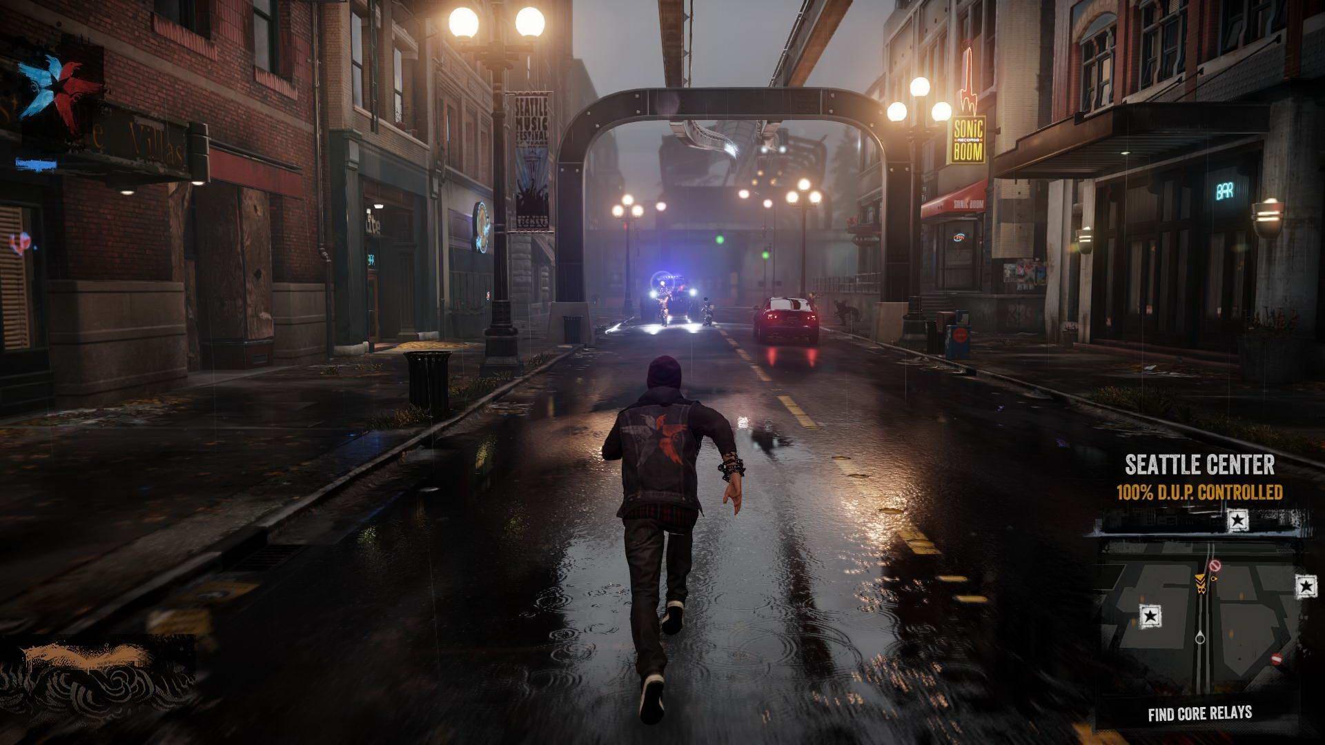 Скриншот inFamous