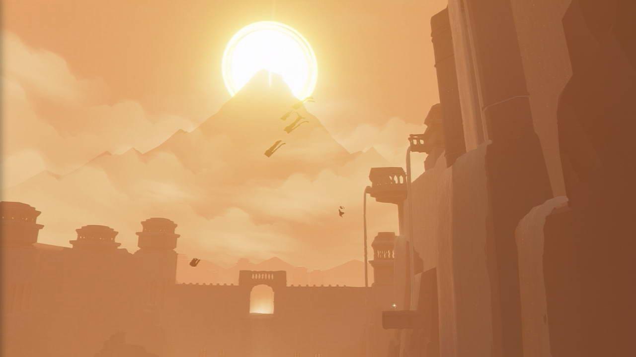 Скриншот Journey