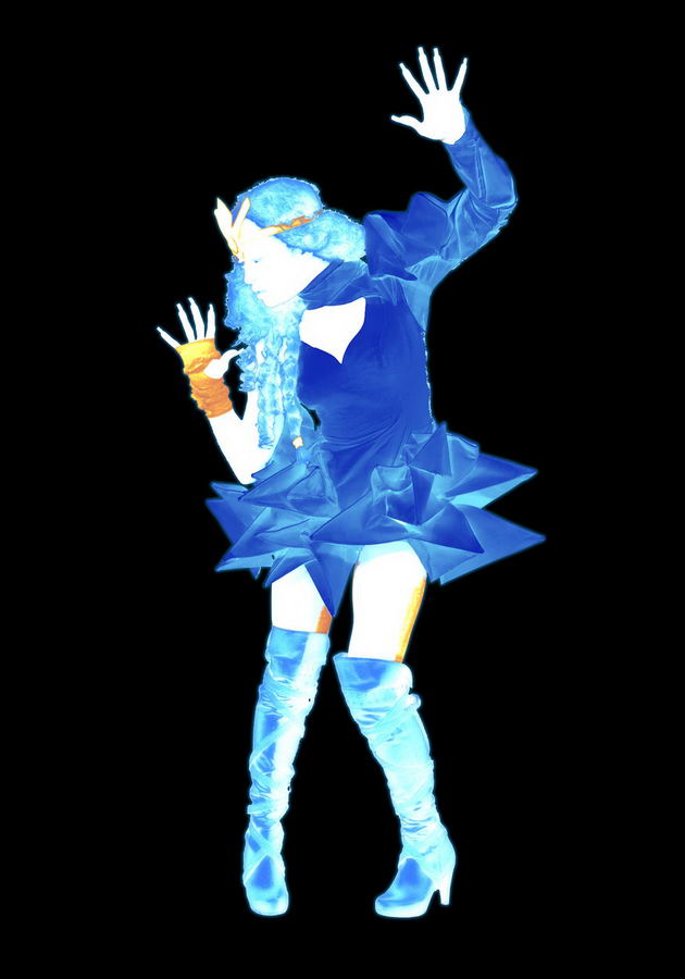 Арт Just Dance 2014