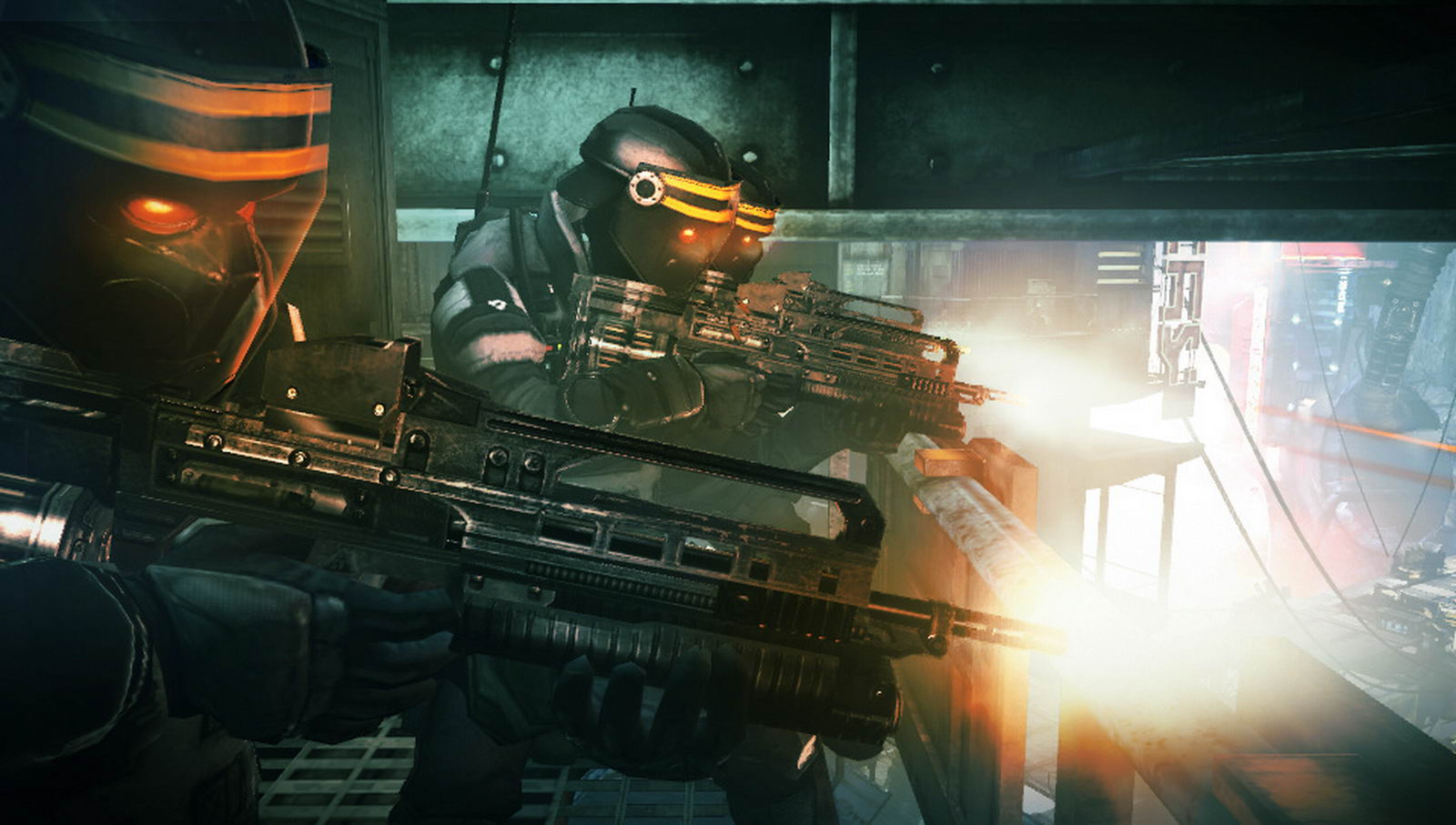 Скриншот Killzone: Mercenary