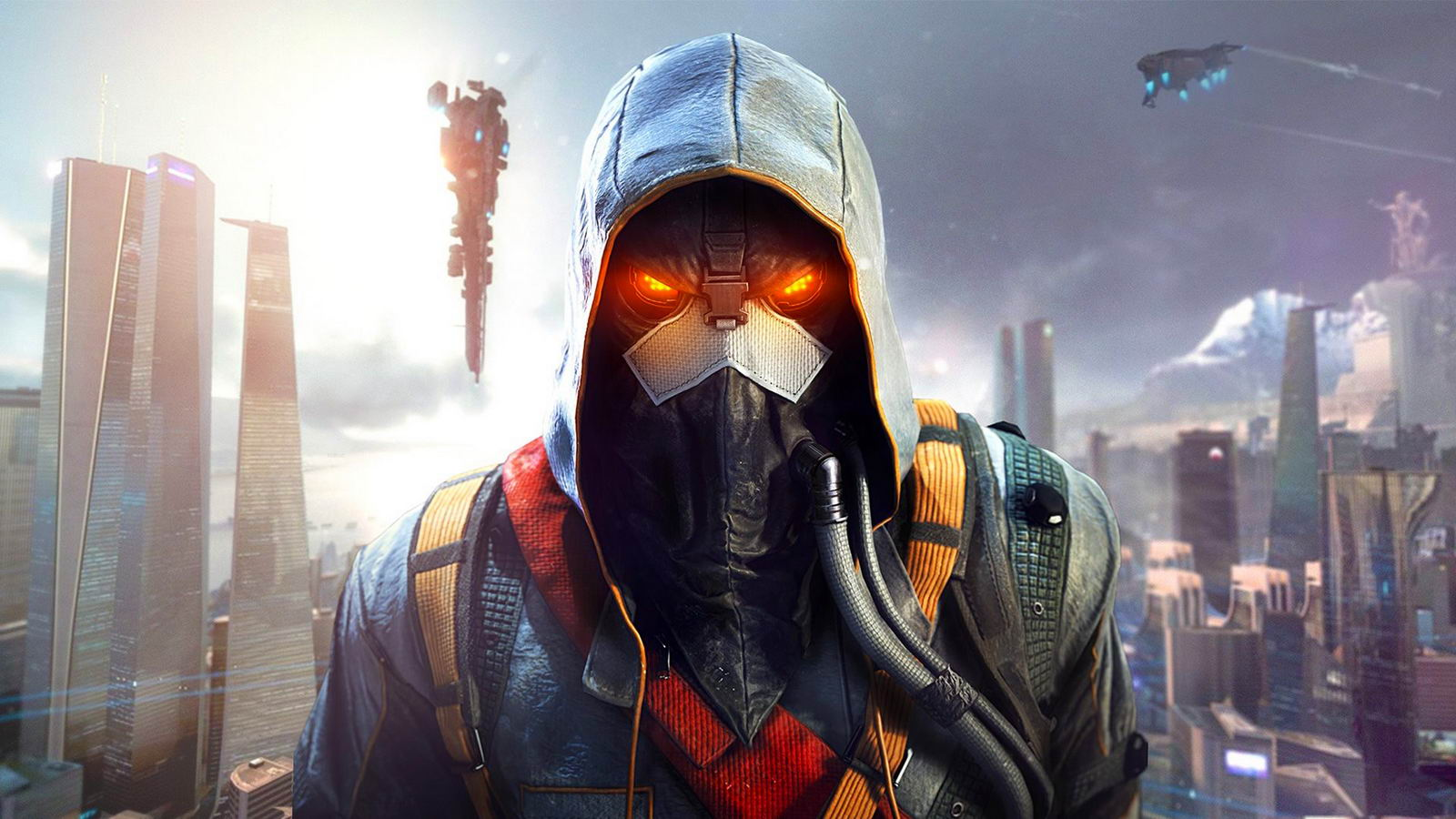 Скриншот Killzone: Shadow Fall