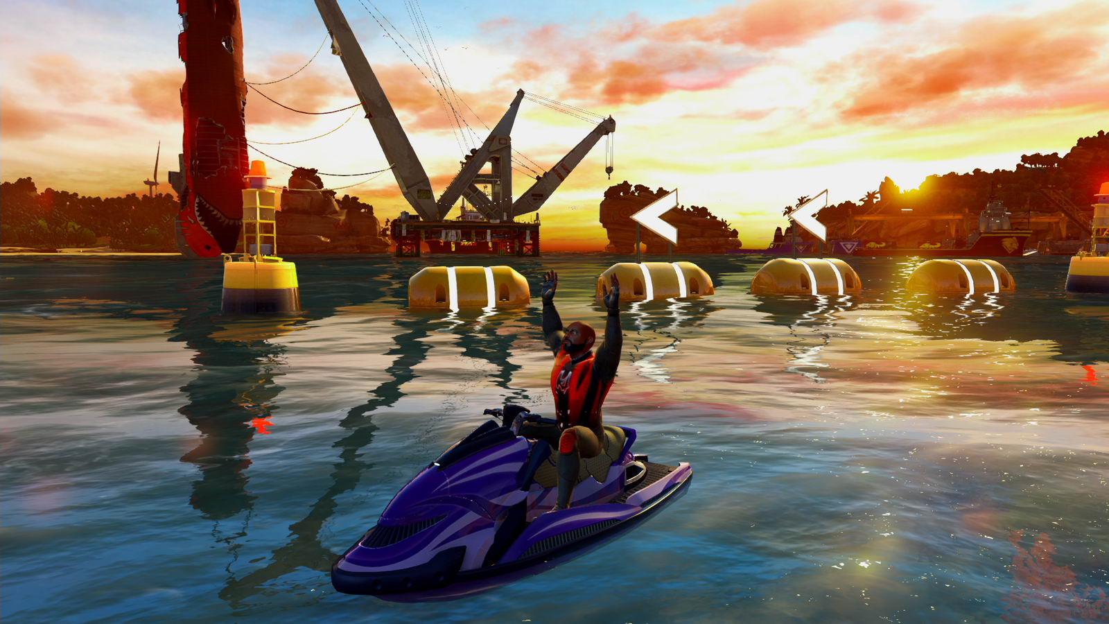 Скриншот Kinect Sports Rivals