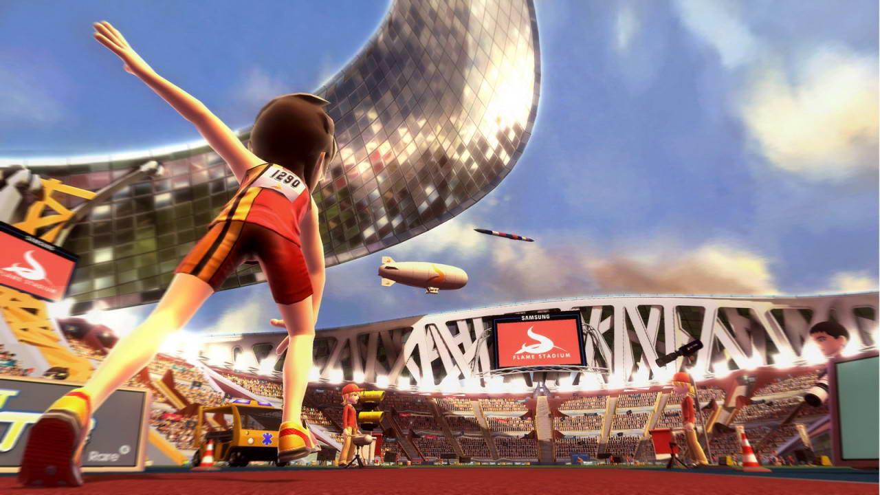 Скриншот Kinect Sports