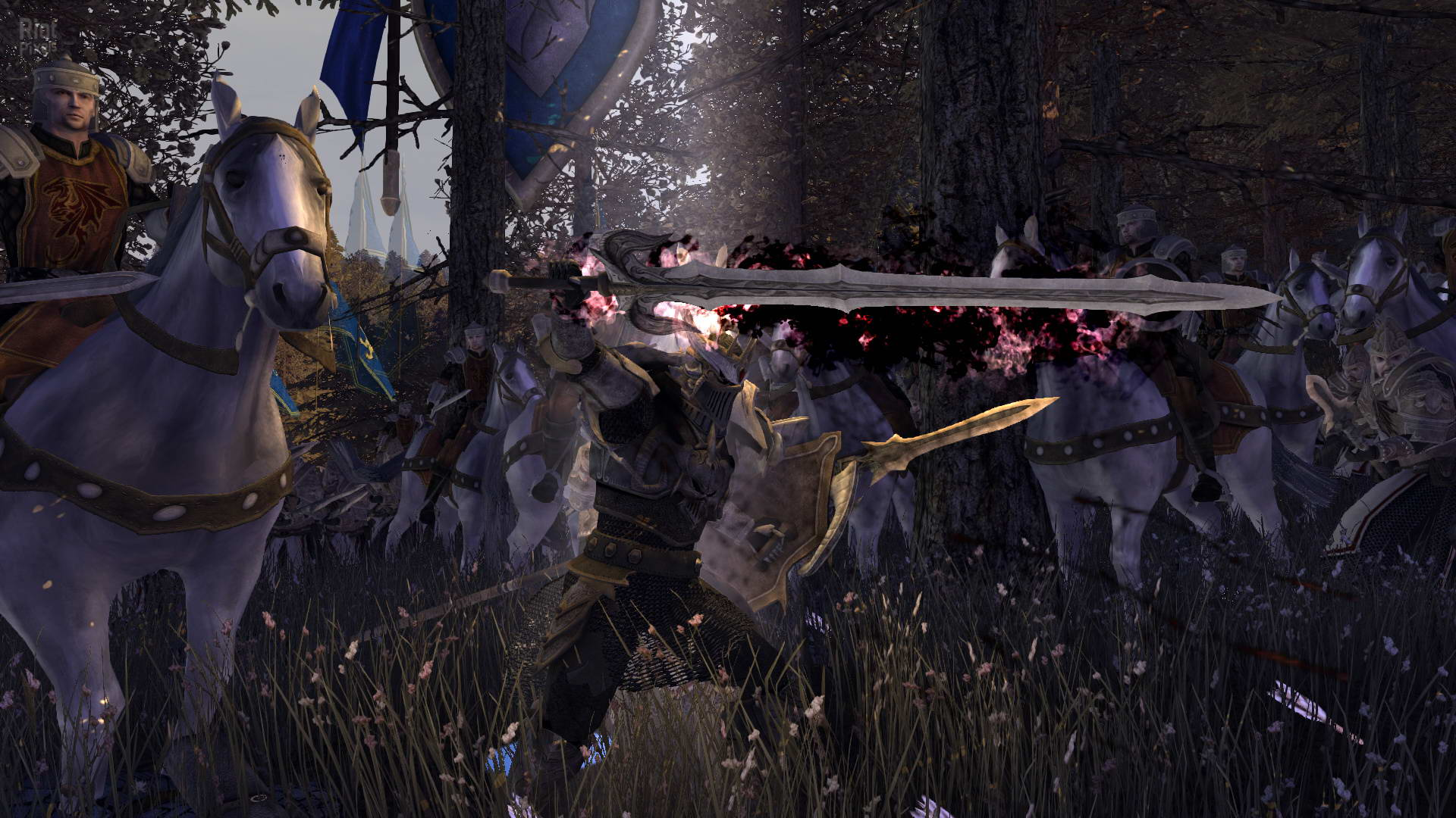 Скриншот King Arthur