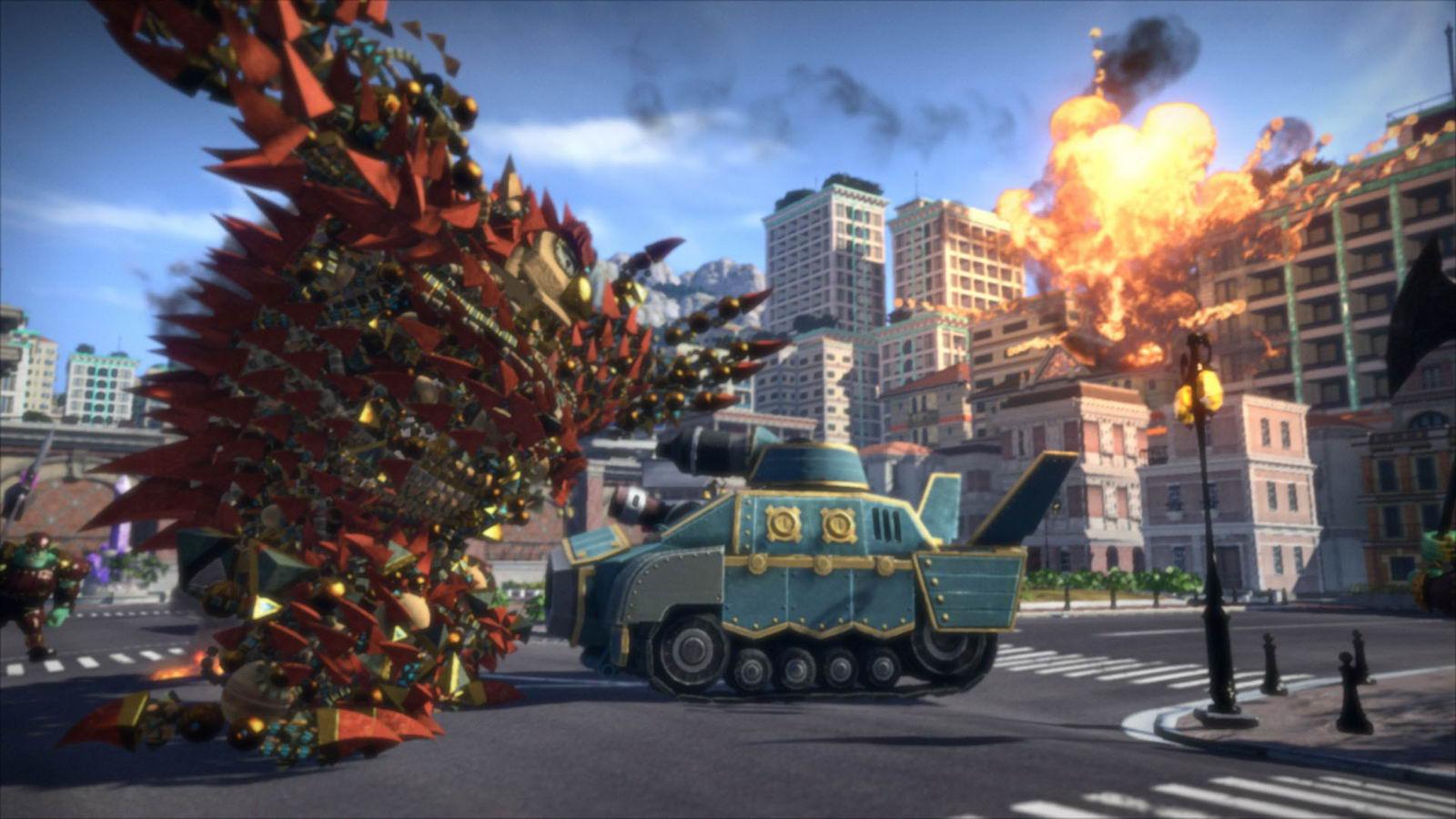 Скриншот Knack
