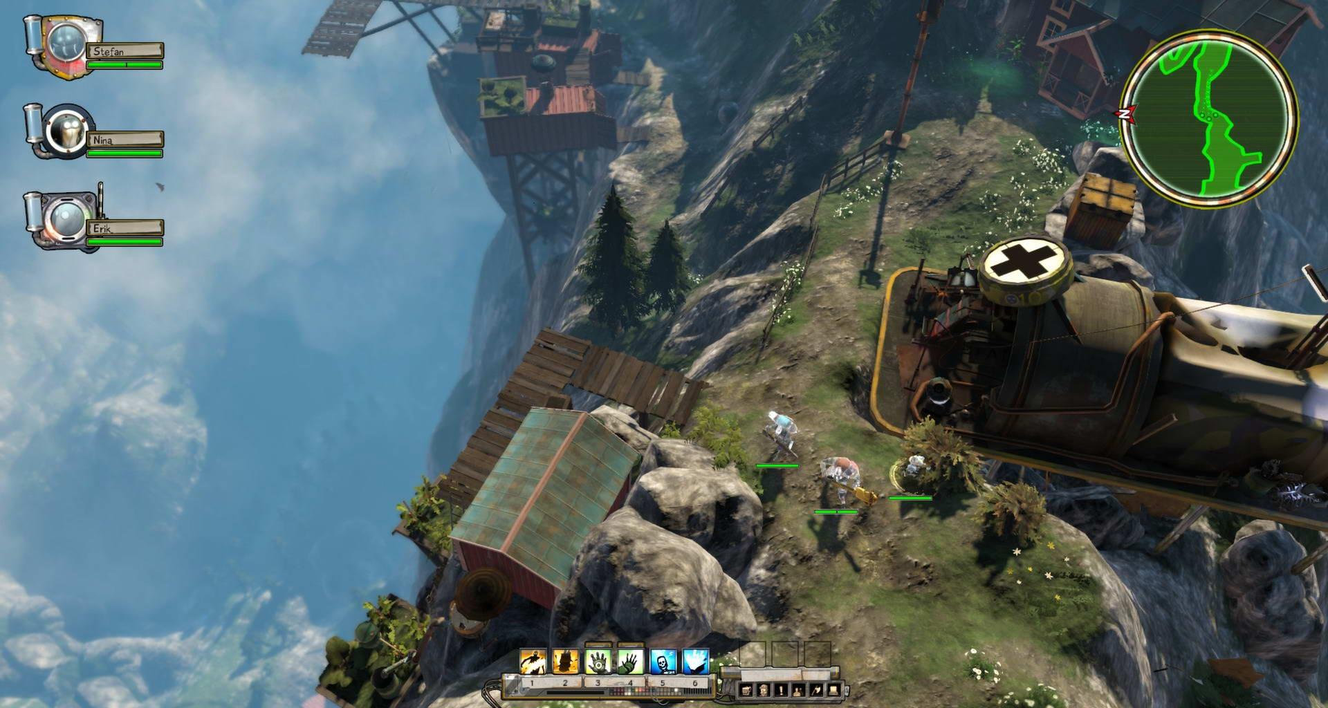 Скриншот Krater