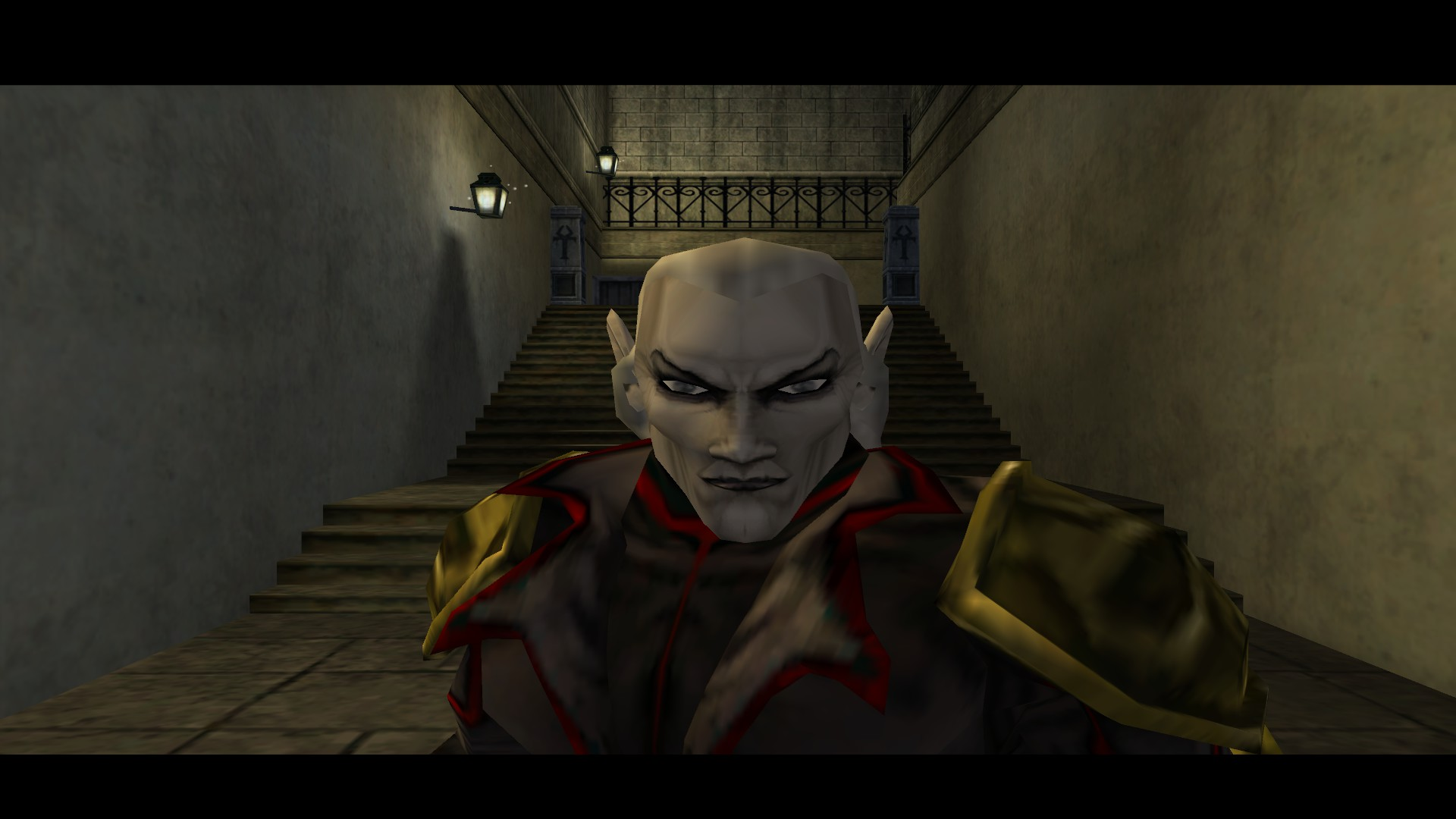 Скриншот Legacy of Kain: Blood Omen 2