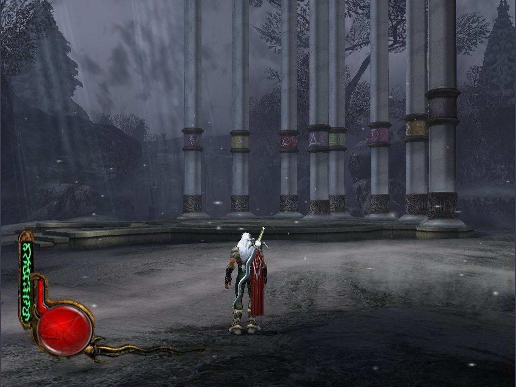 Скриншот Legacy of Kain: Defiance